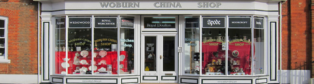 Welcome to Woburn China & Gifts