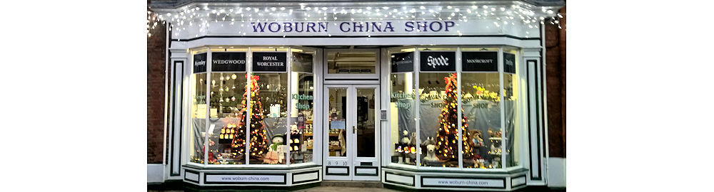 Welcome to Woburn China Shop Christmas 2018