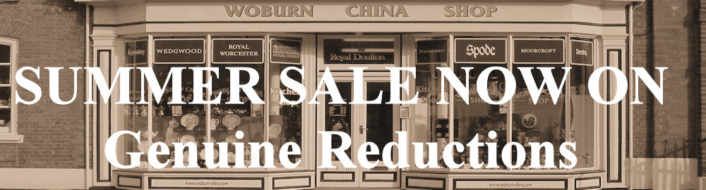 Summer Sale Now On - Genuine Reductions