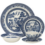 Churchill China - Blue Willow