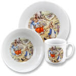 Beatrix Potter Peter Rabbit Tableware