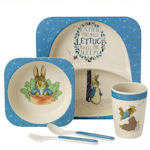 Beatrix Potter - Children's Organic Tableware