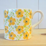 Peregrine Pottery - Buttercup Meadow