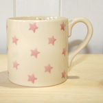Peregrine Pottery - Pink Twinkle