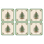 Spode Christmas Tree Tablemats & Coasters