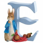 Beatrix Potter Peter Rabbit Alphabet Figures