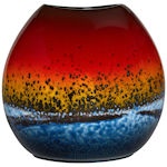 Poole Pottery - Sunset