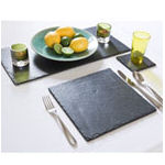 Just Slate Tablemats & Coasters