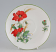 Duchess China Poppies - Tea Saucer 14cm