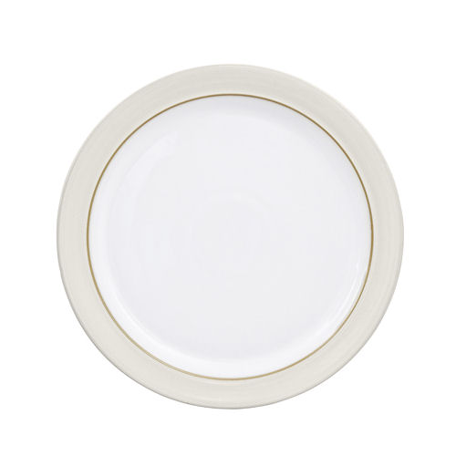 sc 1 st  Woburn China & Denby Natural Canvas 4 Piece Dinner Plate Set