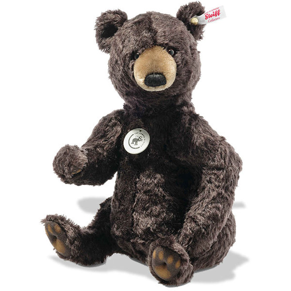 Steiff Joseph Grizzly Bear 35cm Mohair Limited Edition