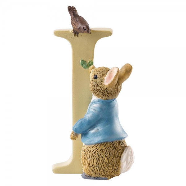 Beatrix Potter - Alphabet Letter I - Peter Rabbit