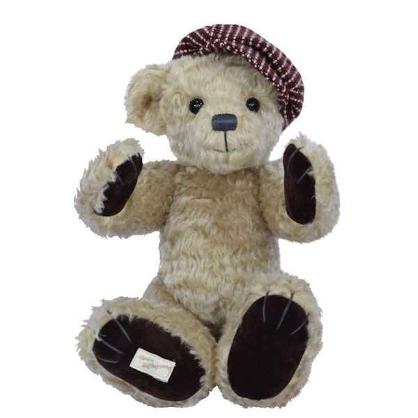 Deans - Capstick Teddy Bear - Mohair Plush - Limited Edition