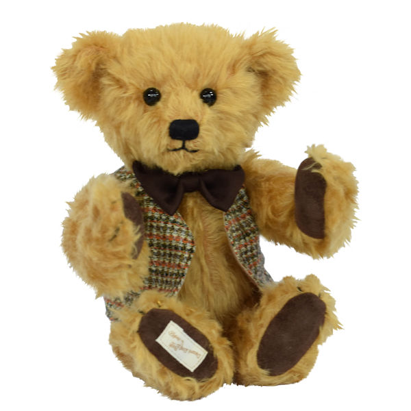 Deans - Dusty Teddy Bear - Mohair Plush - Limited Edition