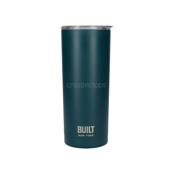 Built Double Walled Stainless Steel Tumbler 20oz 568ml Teal