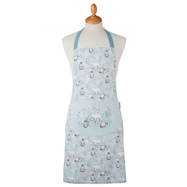 Cooksmart On a Frosty Winter Morning Apron