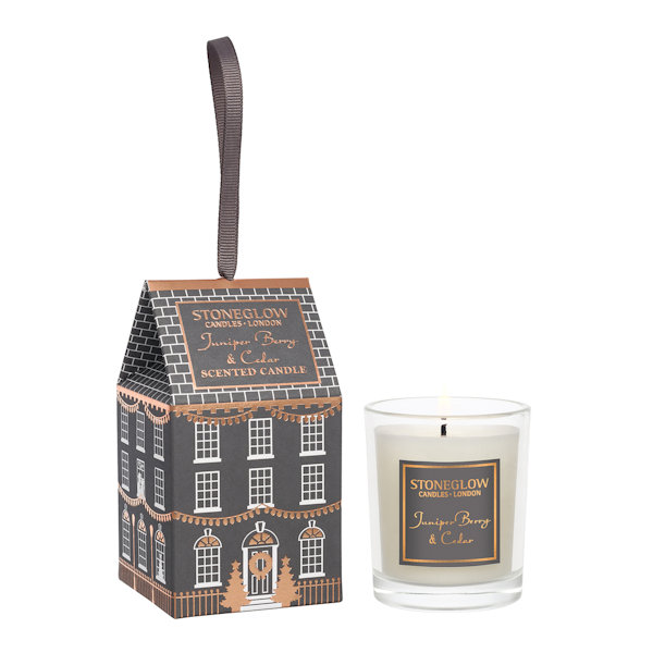Stoneglow Candles Juniper Berry & Cedar House Votive