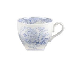 Burleigh Blue Asiatic Pheasants Teacup 187ml / 0.33pt