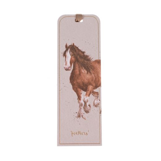 Wrendale Designs Bookmark - Horse