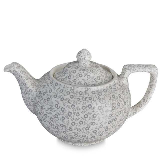 Dove Grey Felicity Small Teapot Gift Boxed