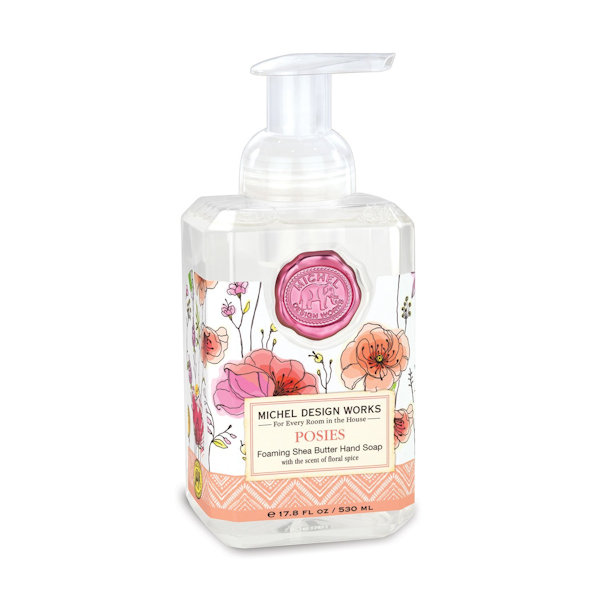 Michel Design Works - Posies Foaming Hand Soap