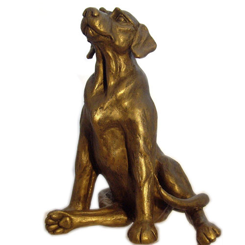 Frith Sculpture - Dog - Archie the Labrador