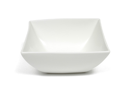 Maxwell & Williams - White Basics East Meets West Square Soup Bowl 16cm