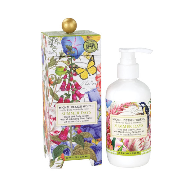 Michel Design Works - Summer Days Hand and Body Lotion