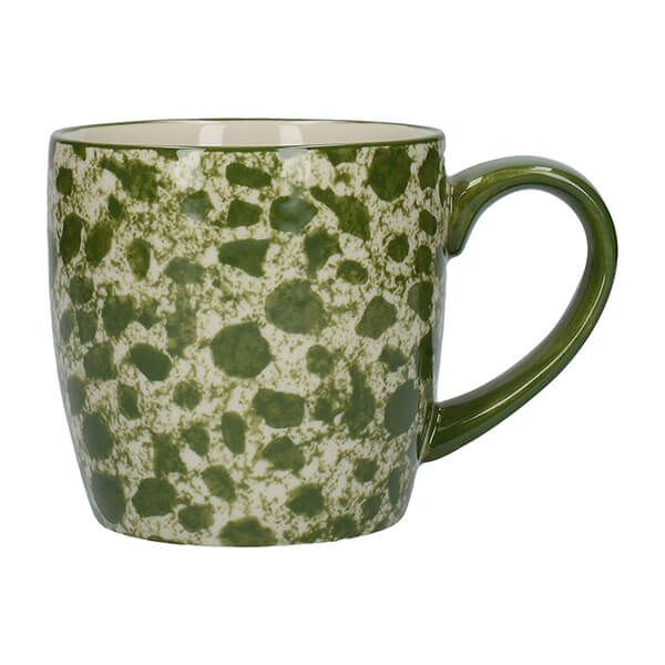 London Pottery Splash Globe Mug - Green