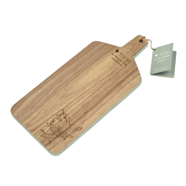 Royal Worcester Wrendale Designs - Large Chopping Board - Wren