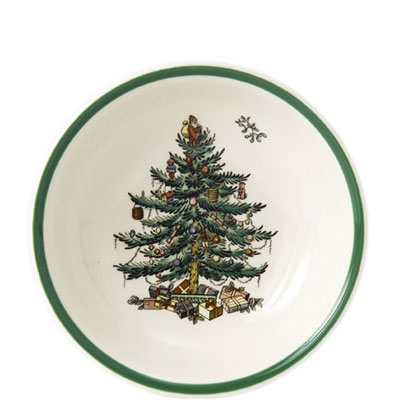 Spode Christmas Tree - Cereal Bowl 6 inch 16cm