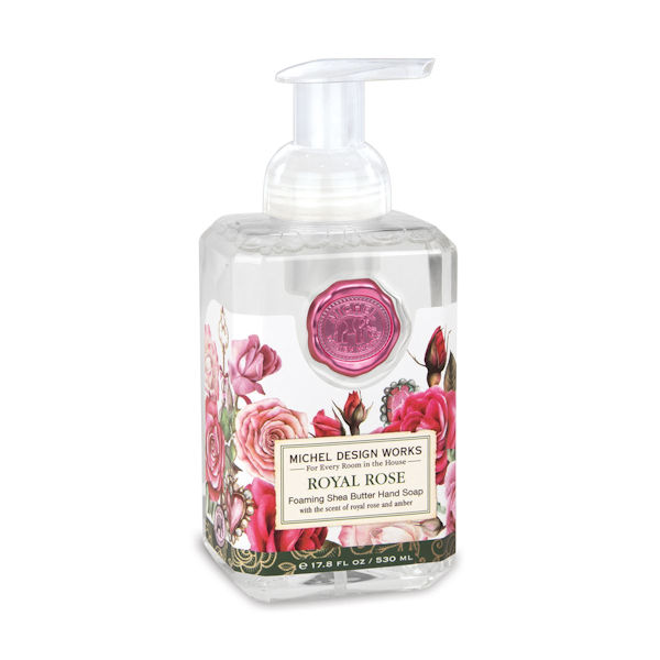 Michel Design Works - Royal Rose Foaming Hand Soap