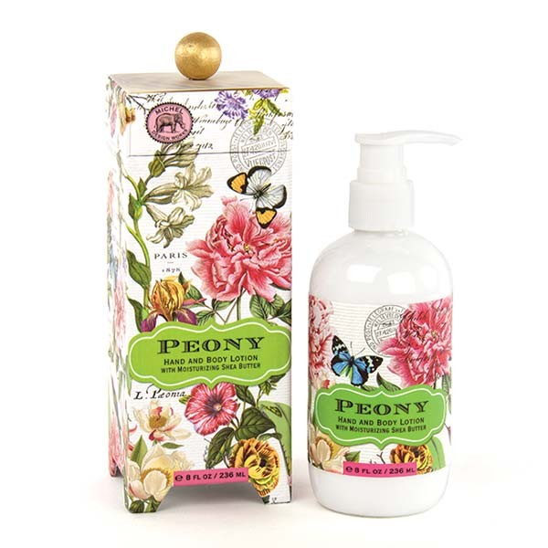 Michel Design Works - Peony Hand and Body Lotion