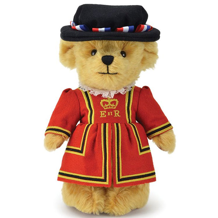 Merrythought Royal Beefeater Teddy Bear