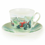 Roy Kirkham Breakfast Cup & Saucer - Countryside Tractors