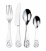 Viners Jungle 4 Piece Children's Cutlery Set
