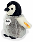 Steiff Flaps Penguin Grey and White 16cm