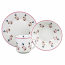 Beatrix Potter Jemima Puddleduck Breakfast Set