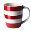Cornishware - Cornish Red - Red Mug 12oz / 34cl