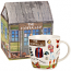 At Your Leisure - The Football Player Mug in Giftbox