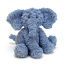 Jellycat Fuddlewuddle Elephant Medium 23cm