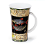 Dunoon Zodiac Piscies Star Sign Mug - Glencoe Shape