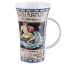Dunoon Zodiac Aquarius Star Sign Mug - Glencoe Shape