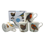 Heritage Bone China - Garden Birds Mugs - Set of 4