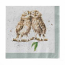 Wrendale Designs - Napkins - Luncheon - What a Hoot (Owls)