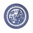 Churchill China Blue Willow Side Plate 17cm