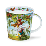 Dunoon Lomond Shape - Fairy Tales III - Jack and the Bean Stork Mug Boxed