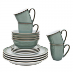 Denby Regency Green 16 Piece Boxed Set