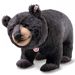 Steiff Mr Big Black Bear 60cm Alpaca Limited Edition