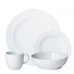 White By Denby 16 Piece Boxed Set